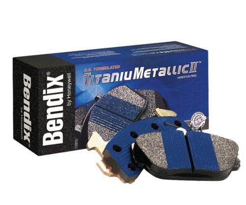 Bendix Titanium Metallic